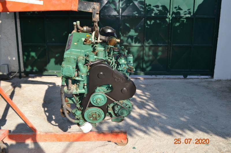 Πωλείται VOLVO PENTA TMD22 80 HP