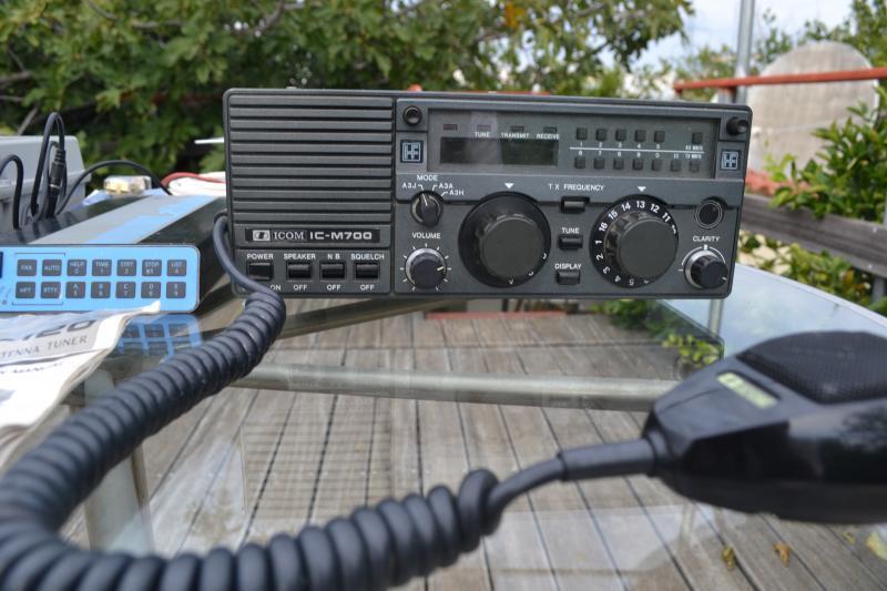 ΡΑΔΙΟΠΟΜΠΟΣ ICOM IC-M700