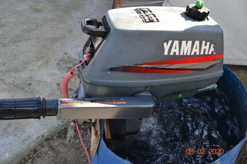 Yamaha malta 3hp