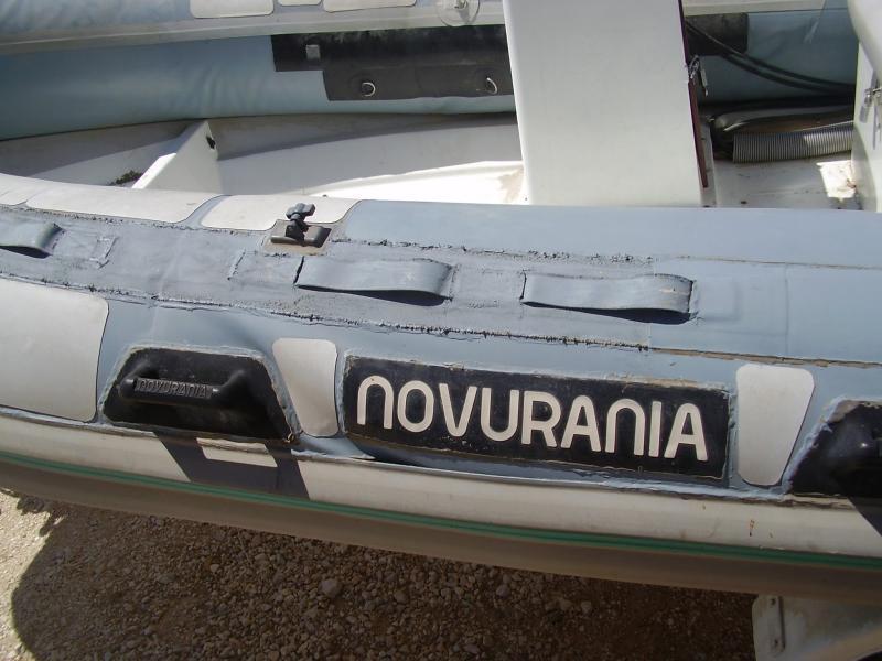 φοuσκωτο novurania 4.80 merkuri 60hp